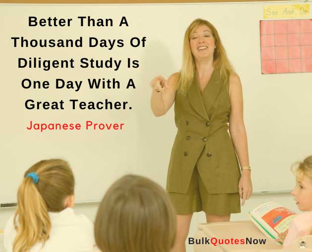 30+ Thank You Quotes For Teachers From Parents and Students