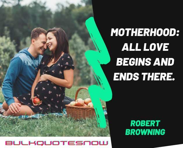 inspiring pregnancy quotes for husband