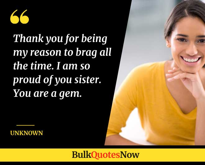 proud of you sister quotes