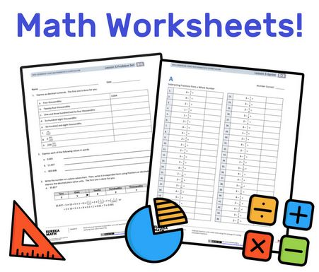 How are 7th Grade Math Worksheets Useful?