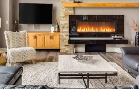 Buy an electric fireplace by this guide