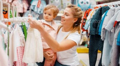 What are the tips to follow when buying kid clothes