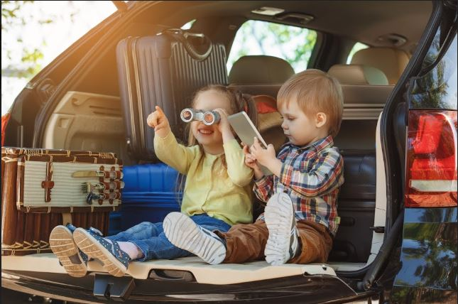 9 Tips When Traveling With Kids