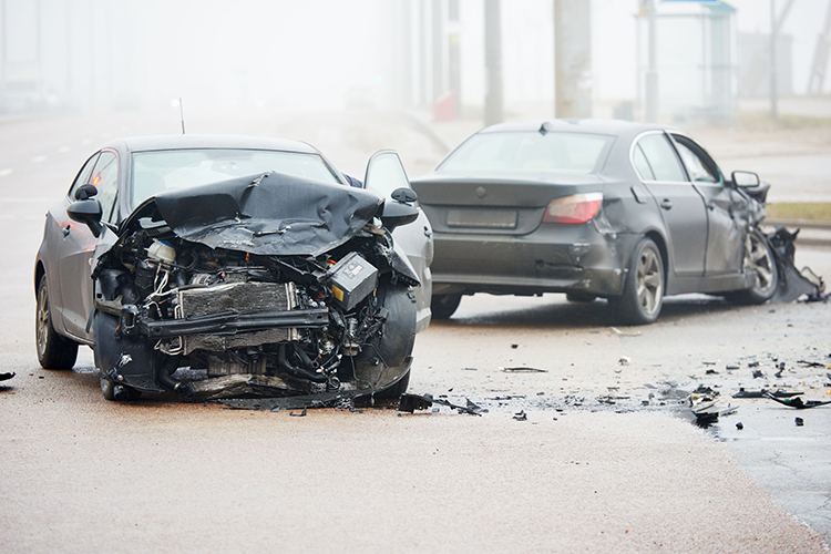 3 Collisions That Occur In a Car Crash, And How Does a Lawyer Help You?
