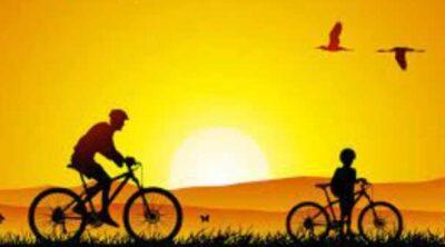 long bike ride