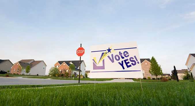 Know the right way of designing, placing, and using lawn signs in your political campaign