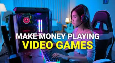 Fun or Work – Real Ways to Make Money by Gaming