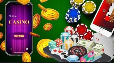 Play the best online casino available for you