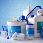 Storing Swimming Pool Chemicals Safely