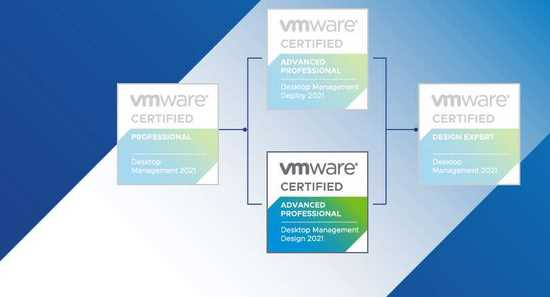 VMware Certifications VMware Certified Advanced Professional — Data Center Virtualization Deploy 2021