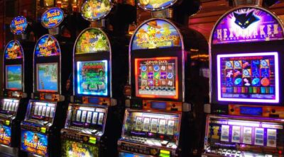 slots on the machines