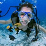 Searching for a place to go diving